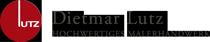 Dietmar Lutz Malermeister GmbH & Co. •  Hochwertiges Malerhandwerk Logo